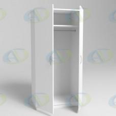 Шкаф двухстворчатый для одежды МД 501.02