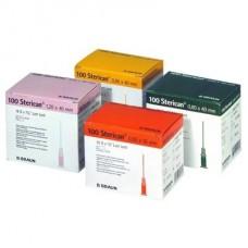 Стерикан (Sterican) - одноразовые стерильные инъекционные иглы, B.BRAUN