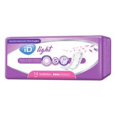 Прокладки урологические iD Light (14 шт.) Normal