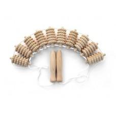 Массажер ленточный зубчатый MA 3215
