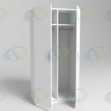 Шкаф двухстворчатый для одежды МД-501.01
