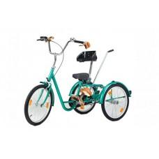 Велосипед реабилитационный трехколесный для детей-инвалидов, №4 (рост от 135см до 170см)
