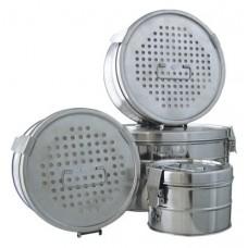 Коробка стерилизационная с фильтром БИКС КФ (3, 6, 9, 12, 18 л)