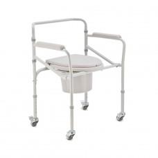 Кресло-коляска с санитарным оснащением H 005B